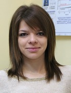 Gergana S. Georgieva, Research Associate